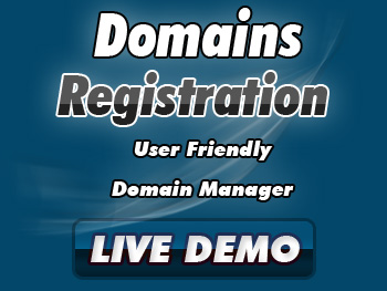 Affordably priced domain registration service providers